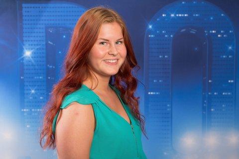 SKAL GI JERNET: Tara Lill Flåten Nicolaisen fra Lakselv vil til finalen i Idol.