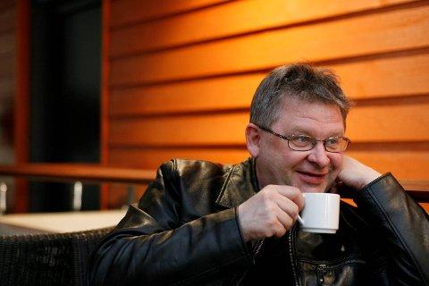 Olav Dale under et intervju med BA på Voss i 2007.