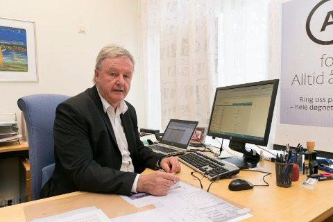 - Ta raskt kontakt med banken, dersom samlivsbruddet ser ut til å gi store økonomiske utfordringer, sier banksjef Ivar Bjerregaard.