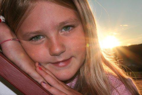 Tiril: Tiril Alette Huser Bølge ble bare 11 år gammel.Foto: Privat