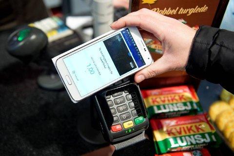 055b7be8 Slik ser mobilappen Valyou ut. Saldoen på kontoen knyttet til bankkortet i  appen viser så