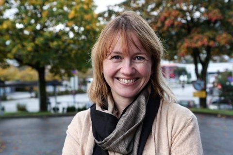 Gunhild Berge Stang kjenner seg sikker på at no har ikkje regjeringa anna val enn å seie nei til sjødeponi ved Engebø i Førdefjorden.