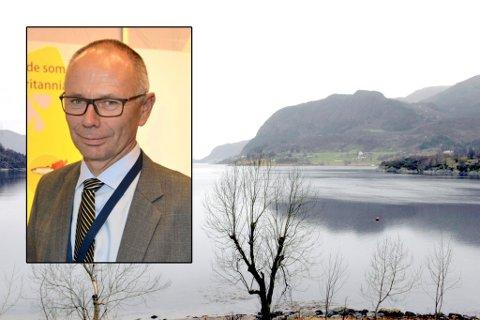 Kjell Ingebrigtsen, leiar for Norges Fiskarlag.