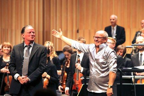 noso, Christian Lindberg, Jan Sandstrøm