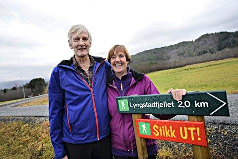 Janne Lyngstad tok med seg ektemannen Paul Olav ut på tur da to søstre med kort mellomrom døde av kreft.