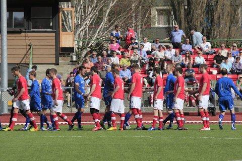 Publikum på Odda stadion får neste år oppleve lag som Odd 2, Donn og Ull/Kisa.