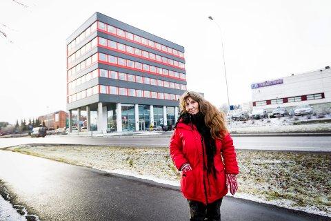 ? Unnskyld: Margareth var kvinnen som truet ansatte ved rustjenesten i Lørenskog kommune forrige mandag. Nå sier hun unnskyld.Foto: Lisbeth Andresen