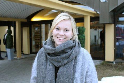 TRAKK SEG: Rebekka Ingilæ Anderssen var en av tre personer som i protest trakk seg fra Arbeiderpartiets kommunevalgliste mandag.