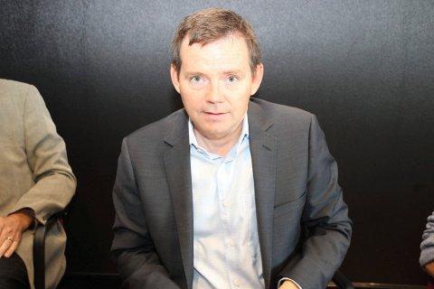 - BEKLAGELIG: Jakob Seem, daglig leder i Hadeland og Ringerike bredbånd (HRB).