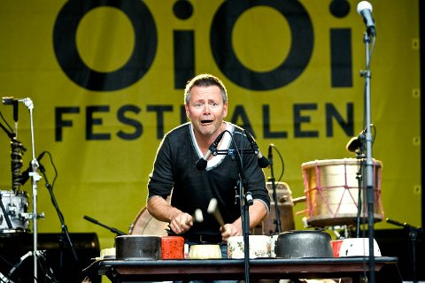 Ole Hamre har laget flere bestillingsverk og vært sentral i Festspillenes utendørsprogram, også kalt Oi Oi-festivalen.