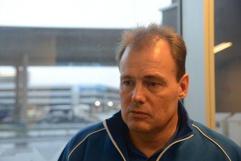 Daglig leder Haakon E. Johansen.