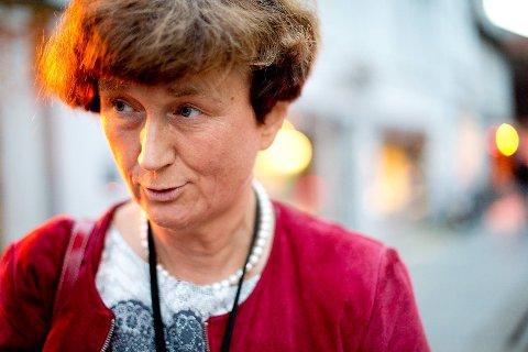 5. Oddny Miljeteig: SV-dronningen ble 60 år og ble hyllet av alle for sitt genuine engasjement for folk flest, både hjemme og ute. En av SVs viktigste politikere, selv om hun «bare» sitter i Bergen.
