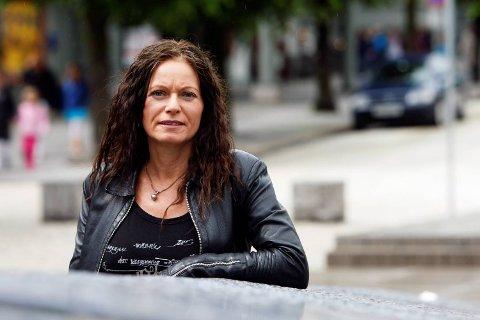 Kari Lossius, 58 år, klinikkdirektør Stiftelsen Bergensklinikkene.