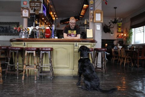 - Jeg har alltid likt pubkultur, og tanken på å være sin egen sjef. Og så synes jeg det er kjekt med utfordringer, sier vossingen Egil Johansen, eier av puben The Kenton i Hackney i Øst-London.