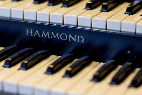 Hammondorglene er fortsatt populære med sitt særegne lydbilde.