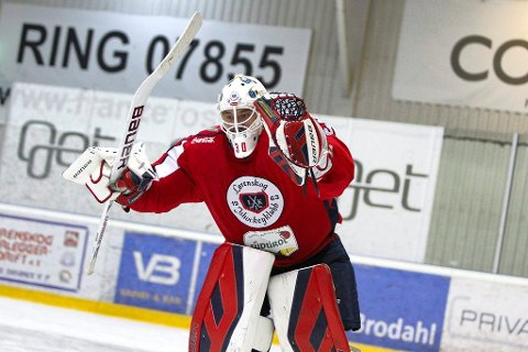 Lørenskog-keeper Joachim Svendsen