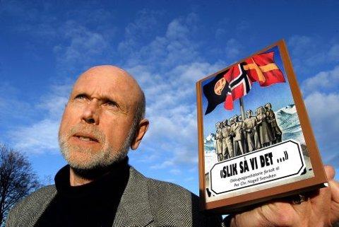 Per Chr. Nagell Svendsen er klar med boka «Slik vi så det...», som tar for seg okkupasjonsårene i Eidanger.