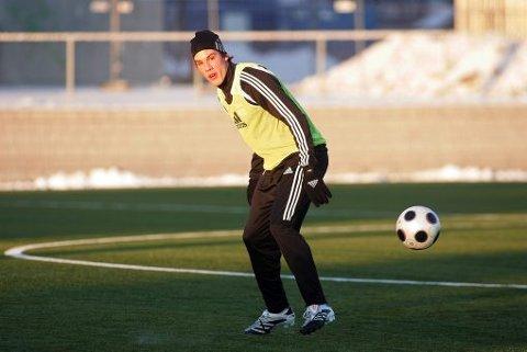 TRE ÅR: Morten Sundli har skrevet en treårskontrakt med Odd Grenland.