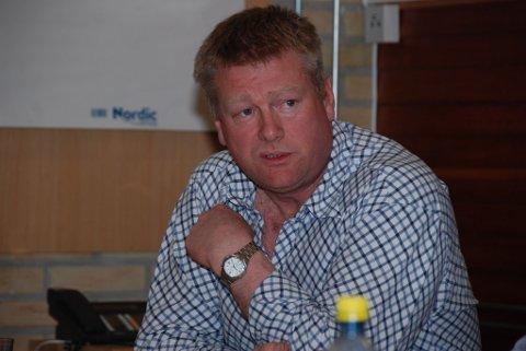 Kjell Mac Donald (H)  ønsker at det så raskt som mulig kan avklares hvorvidt Holmen skal bli en bydel der ferierende og fastboende skal bo side om side.