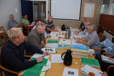 Et enstemmig teknisk hovedutvalg vedtok å si ja til forslaget  til reguleringsplan for Holmen.