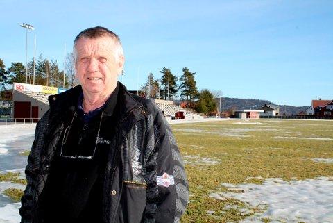 OL-president i Brevik Olympiske Komité, John Fredrik Tittei Fosse, kan si seg svært godt fornøyd med det økonomiske i OL.