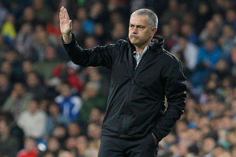 Jose Mourinho kan nå legge til det spanske seriemesterskapet i sin CV.