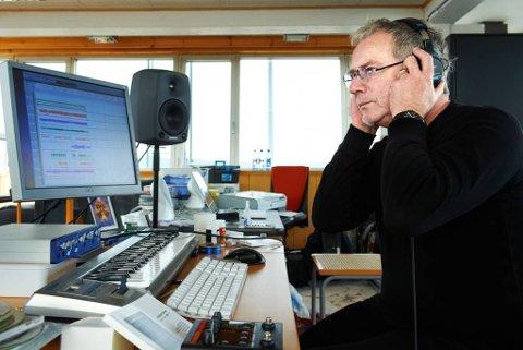 Juryleiar Åge Aleksandersen for Ramp-stipendet på 250.000 kroner har høyrt gjennom alle dei 248 artistane som har søkt om stipendet.