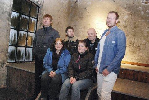 feirer: Espen Sørum, Jon Kristiansen, Runar Grønseth, Irene Glosli, Ellen K. Ruud og Stig A. Andreassen. Foto: Claudio Mariconda8
