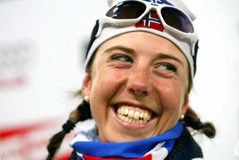 Kristin Størmer Steira kunne juble for NM-gullet idag.