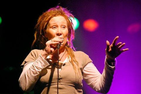 Tina Lie med band kommer tilbake til Brevik og Storm The City i april. Hun var kanskje den som imponerte aller mest under den nylig avholdte festivalen.