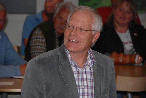 Kjell Hugo Haugen i Buer Prosjekt  står ansvarlig for utbyggingen og han lovet små skala og vilje til å  lytte til politikernes ønsker.