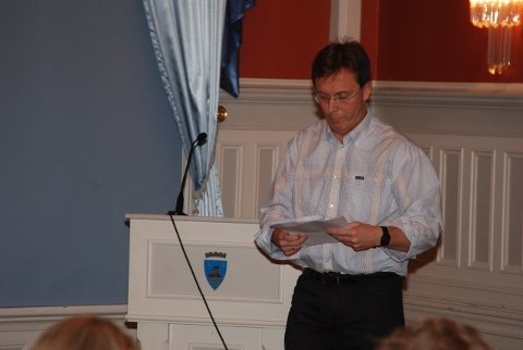 Venstres Dag Jørgen Hveem var hovedarkitekten bak koalisjonens nye forslag.