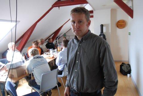 Torvild Selås er miljøkoordinator i politiet.