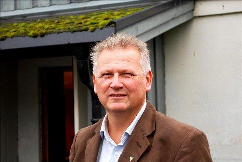 Ny jobb: Ole Morten Sørvik blir sjef for et av landets største sjøforsikringsselskap.