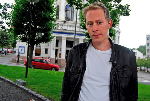 Skuespiller Jonatan Filip skriver om Teater Ibsen sin rolle i Telemark.