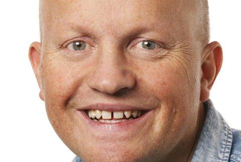 Sportsjournalist Harald Thingnes får Alf Helleviks Mediemålpris 2011.