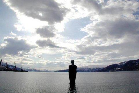 AVSLØRENDE: NIVAs undersøkelser av Ranfjorden i oktober avdekket at de indre delene av fjorden fortsatt er sterkt forurenset. Foto: Arne Forbord