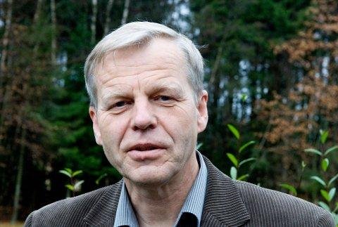 Ikke dokumentert: Fylkeslege Svein Lie påpeker overfor ØP at plastre ikke har dokumentert virkning.