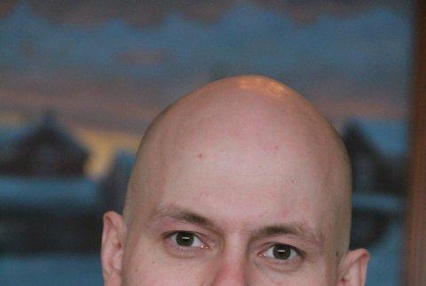 Christer Tamnes Tronsmed. (Foto: Jon Høsøien)