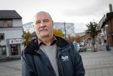BEKLAGER LISTE-EXIT: Nestleder Leif-Astor Bakken i Sør-Varanger Arbeiderparti beklager at Hilde Michelsen, Jarle Olsen og Rebekka Ingilæ Anderssen trakk seg fra lista.