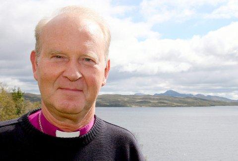 SKEPTISK: Biskop Olav Skjævesland synes det er bra at engler igjen blir et tema, men mener man må være ryddig i begrepsbruken.