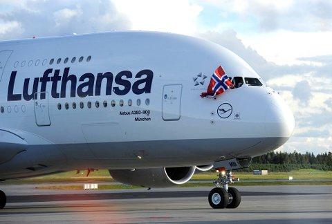 siste vil forby flyreise reklame