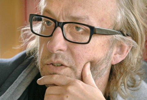 levi henriksen: Den lokale artisten og forfatteren likte dårlig at Yohanna har flyttet til Granli. De to skal ha kranglet i krysset på Granli.