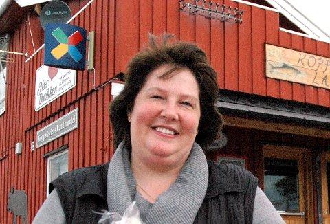 Heidi Lundstedt og de andre i Hedmark Høyres fylkestingsgruppe krever at arkivet på Tynset skal inn igjen på statsbudsjettet.
