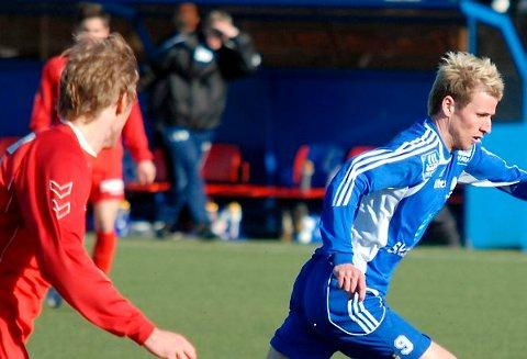 Sandro Occhipinti & Co var sjanseløse mot Strømmen lørdag.