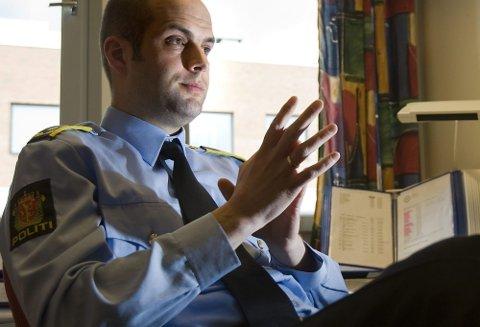 TAUS: Politiadvokat Åsmund Yli i Romerike politidistrikt er foreløpig sparsom med opplysninger i saken.