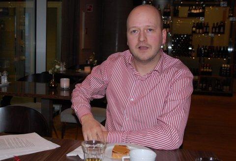 Informasjonssjef Sigbjørn Aanes og øvrige i OLF ble for få uker siden klar over at Lofoten og Vesterålen har vært utredet for 16 år siden.