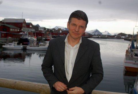 North Energy-direktør Erik Karlstrøm.
