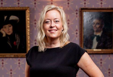 FØDT OG OPPVOKST PÅ TYNSET: Kari Nygaard er opprinnelig tynsetjente, og begge romanene hennes har handling fra Fjellregionen. (Foto: Niklas Lello).
