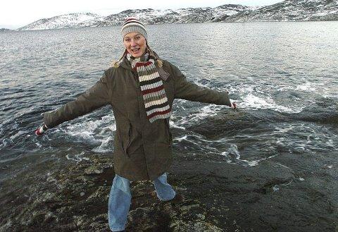 """Analyserer. Språkforsker Agnete Nesse kan få mye ut av fire små ord. Hun mener """"Vi står han av"""" er en verdig vinner. ? Felles trøst, lød oppsummeringen lille         julaften. Foto: Ernst Furuhatt"""